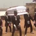 In Ghana il funerale è un momento di grande festa, ecco il video!