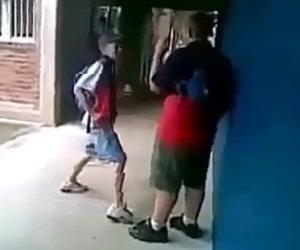Una vera lezione contro il bullismo