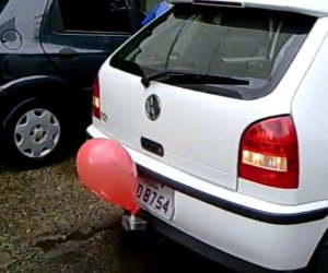 Sensore di parcheggio fai da te