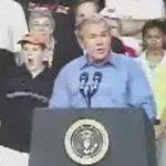 Bush è noioso