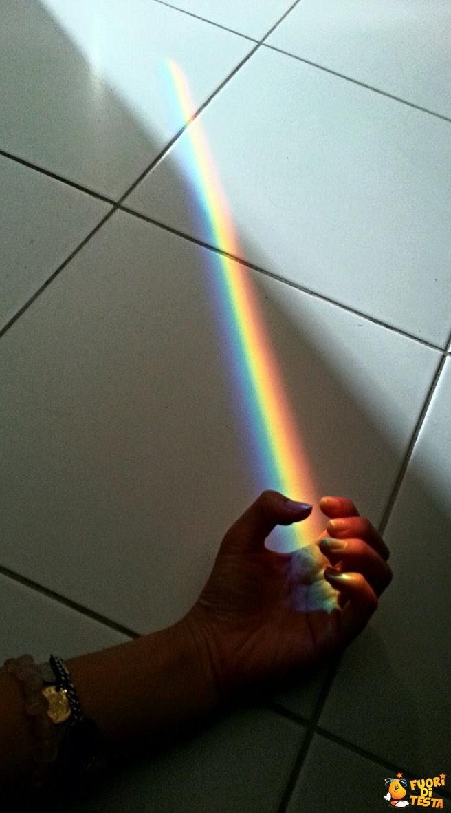 La spada arcobaleno