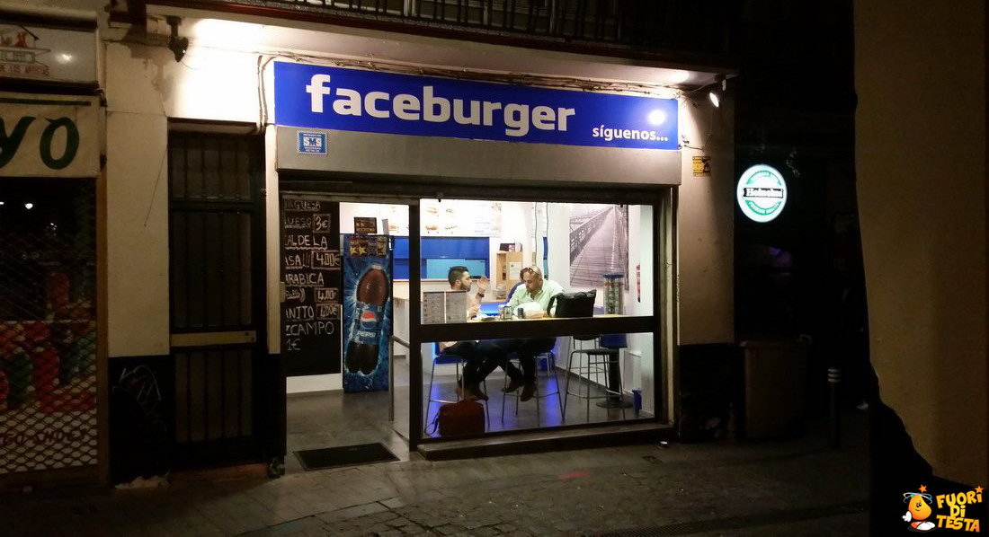 Faceburger