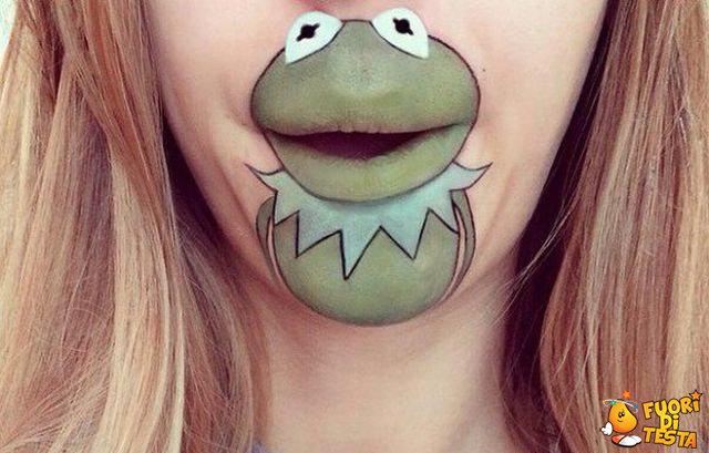 Una bellissima bocca