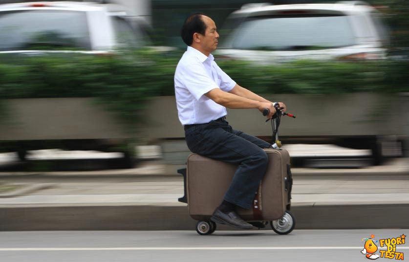 La valigia mobile