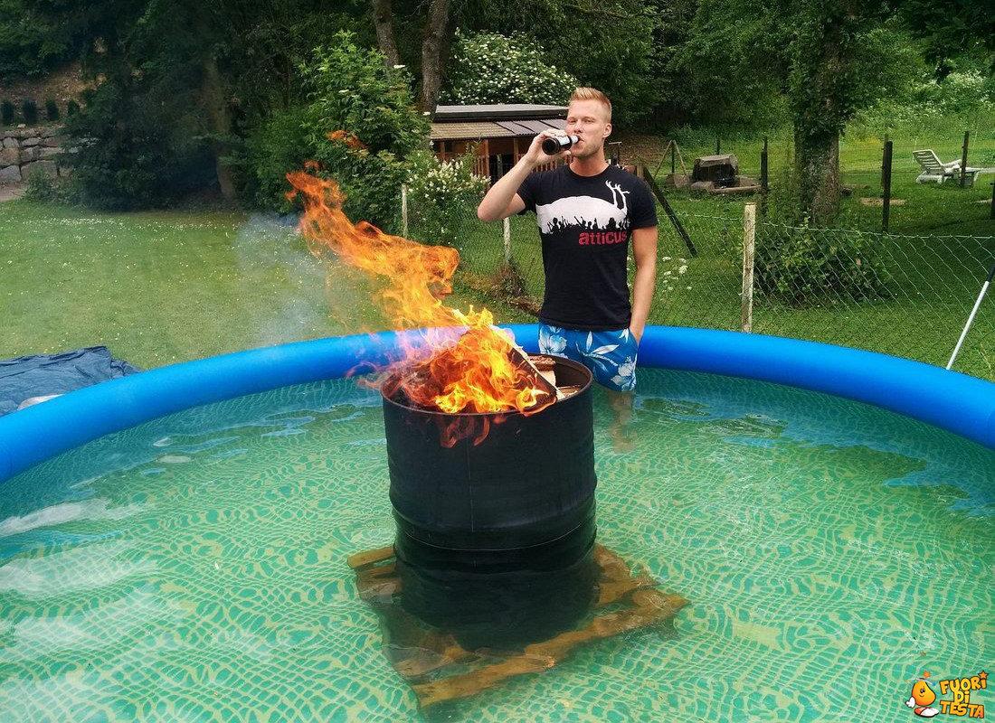 Come riscaldare l'acqua