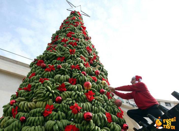 L'albero di banane