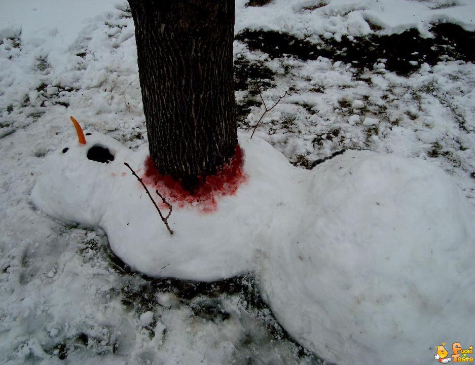 Chi ha ucciso il pupazzo di neve?