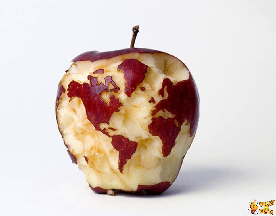 Il mondo in una mela