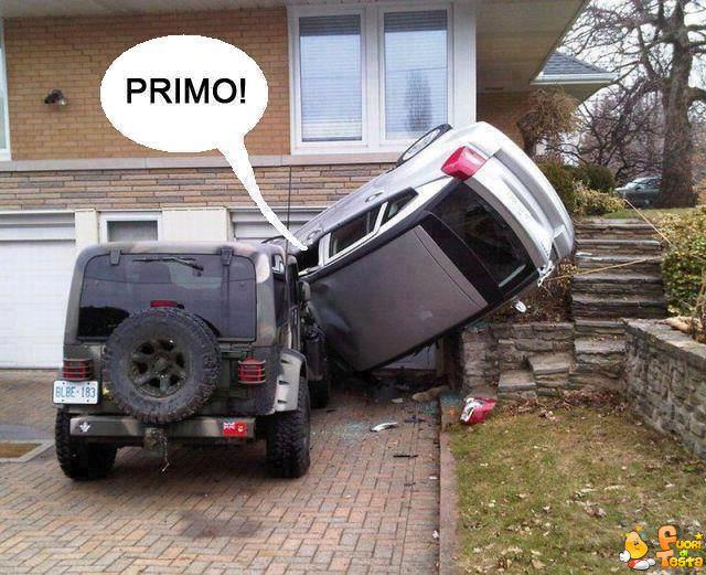 Parcheggio creativo