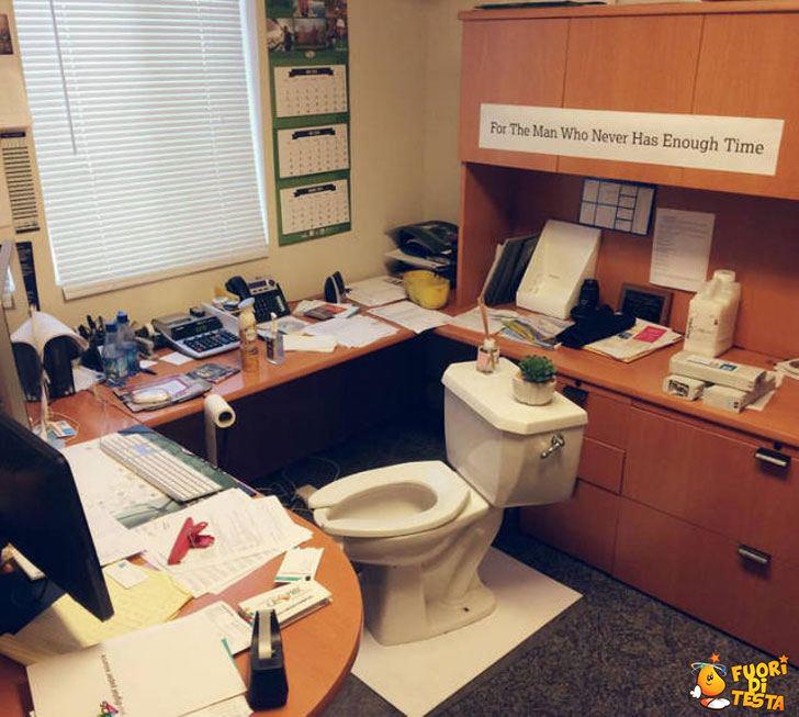 L'ufficio perfetto