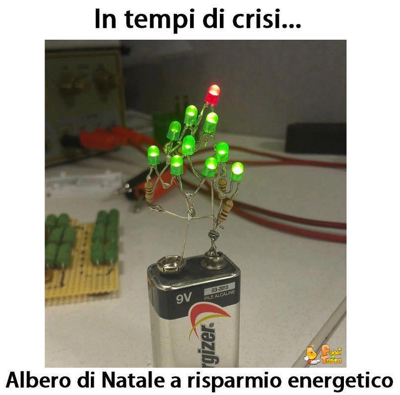 Natale ecologico