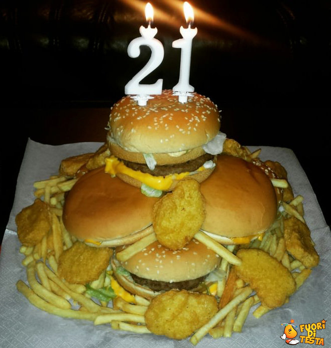 La migliore torta di compleanno