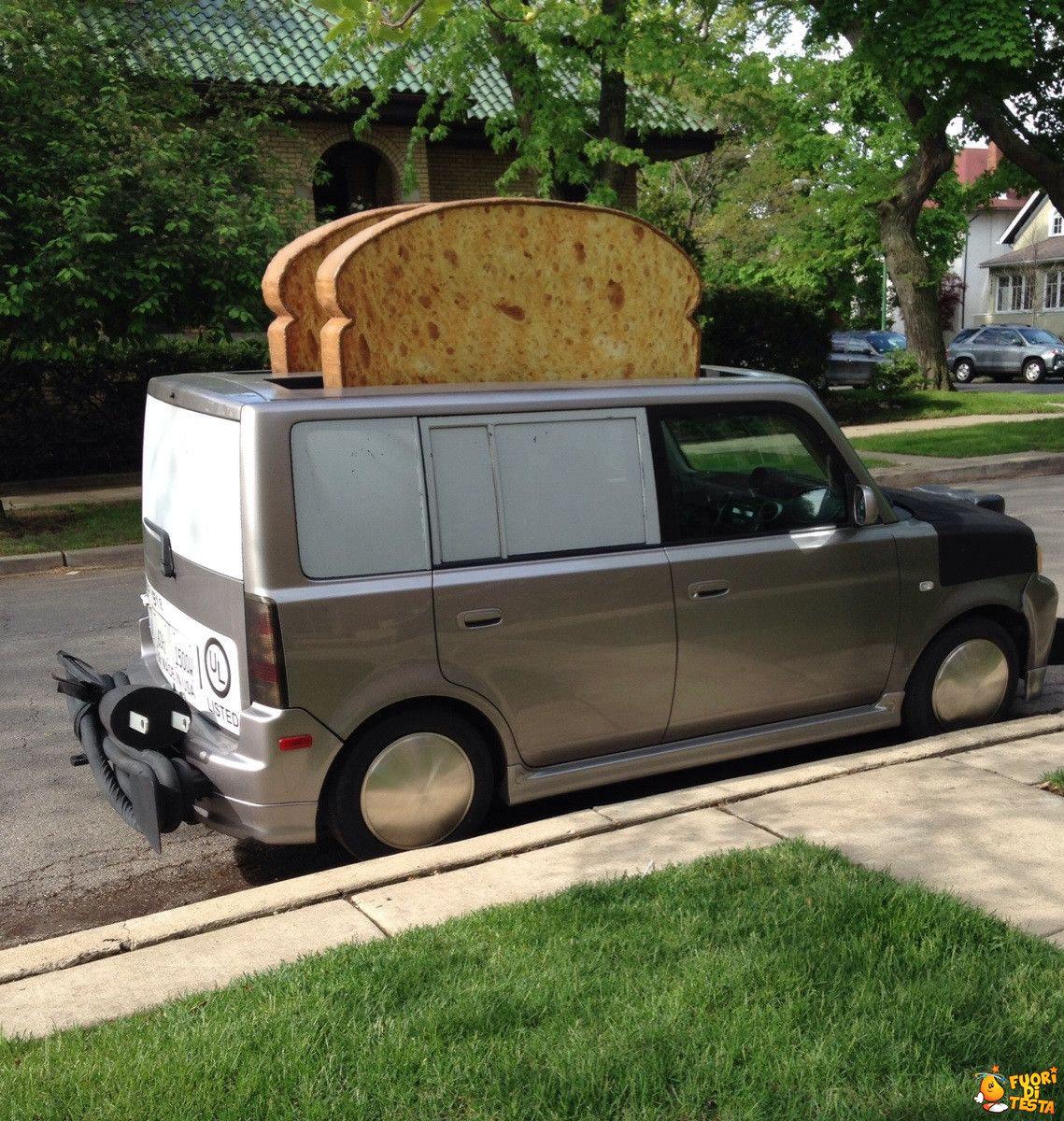 Il furgoncino tostapane