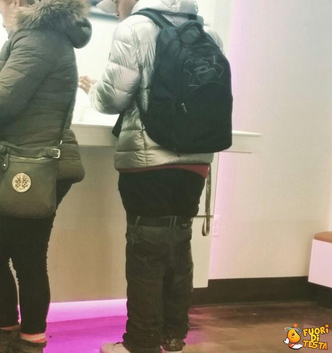 Quindi questa è la moda?