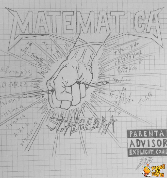 Fare matematica ascoltando rock