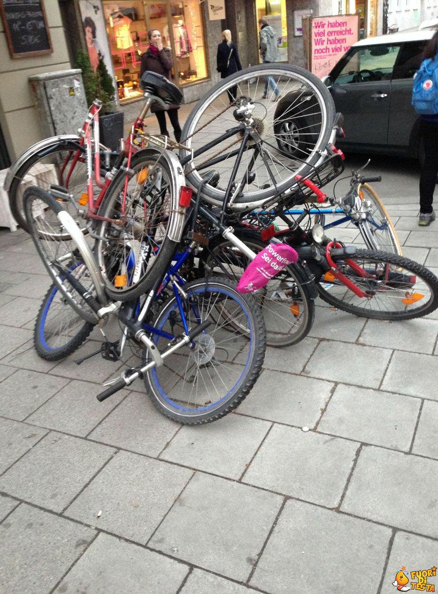 Biciclette ubriache