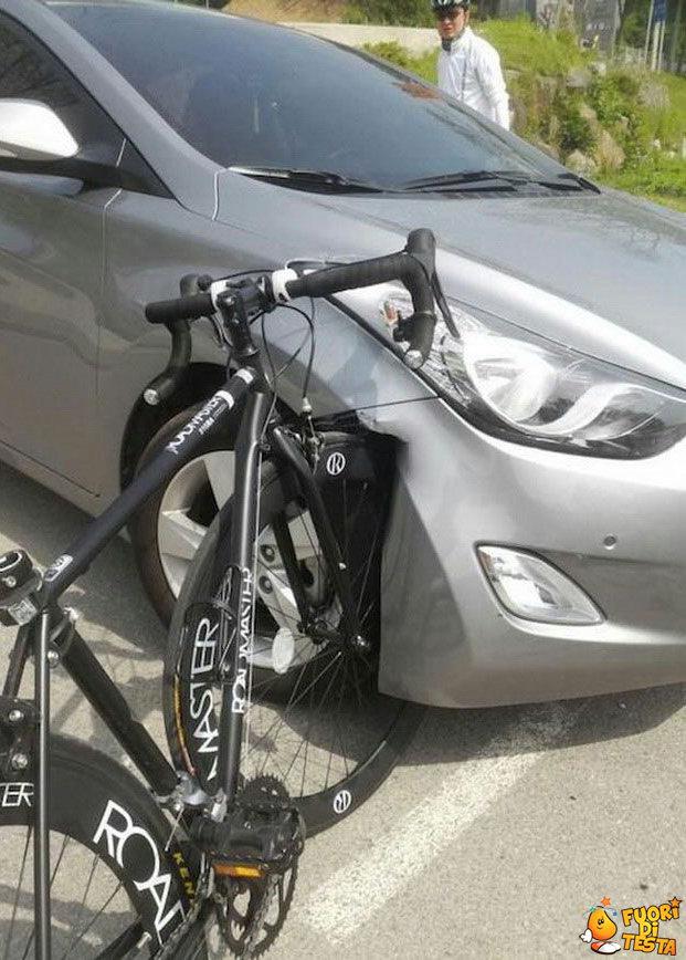Bicicletta fabbricata in Germania