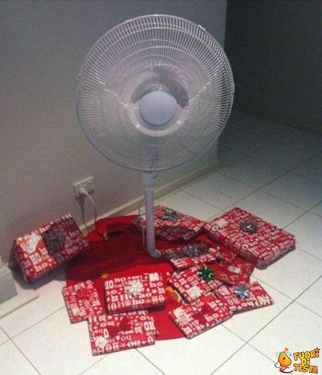 Albero di Natale in Australia