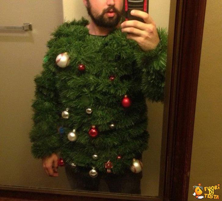 Anche questo Natale l'albero è fatto