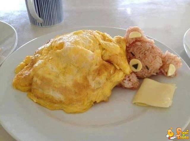 Avreste il coraggio di mangiarlo?