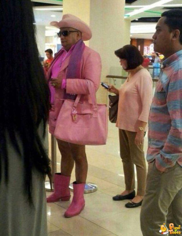 Barbie cowboy