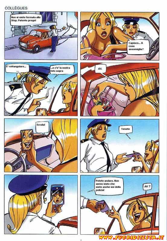 Amato Le bionde - Immagini divertenti YO38