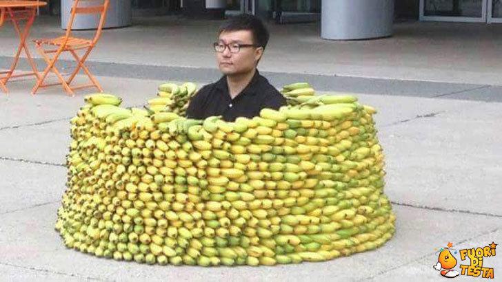 Bunker di banane