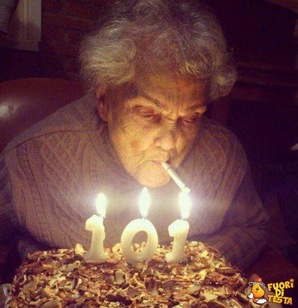 Buon compleanno nonna!