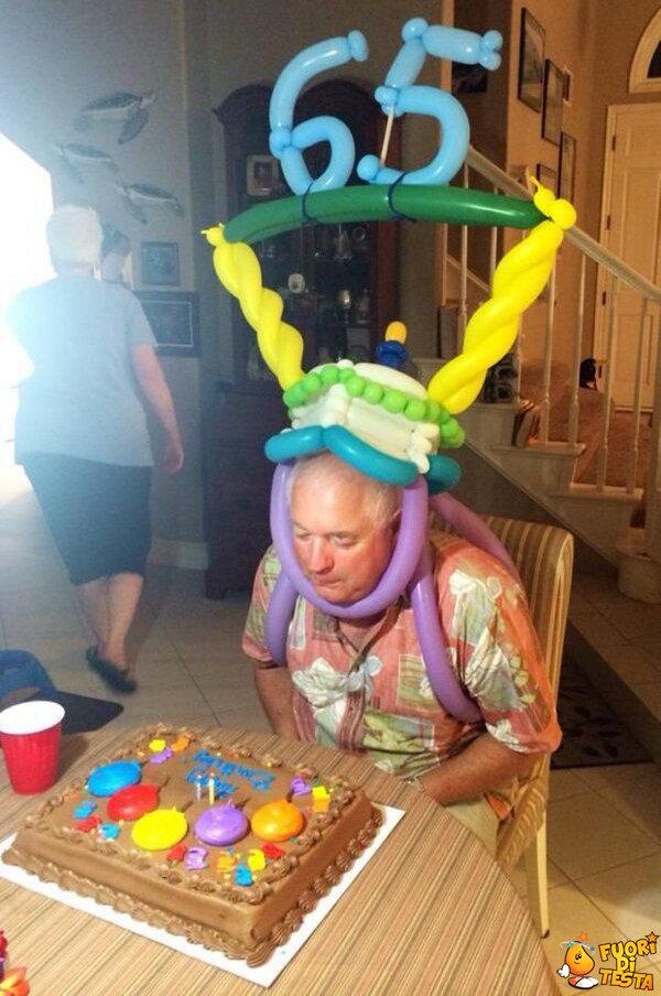 Buon compleanno nonno!