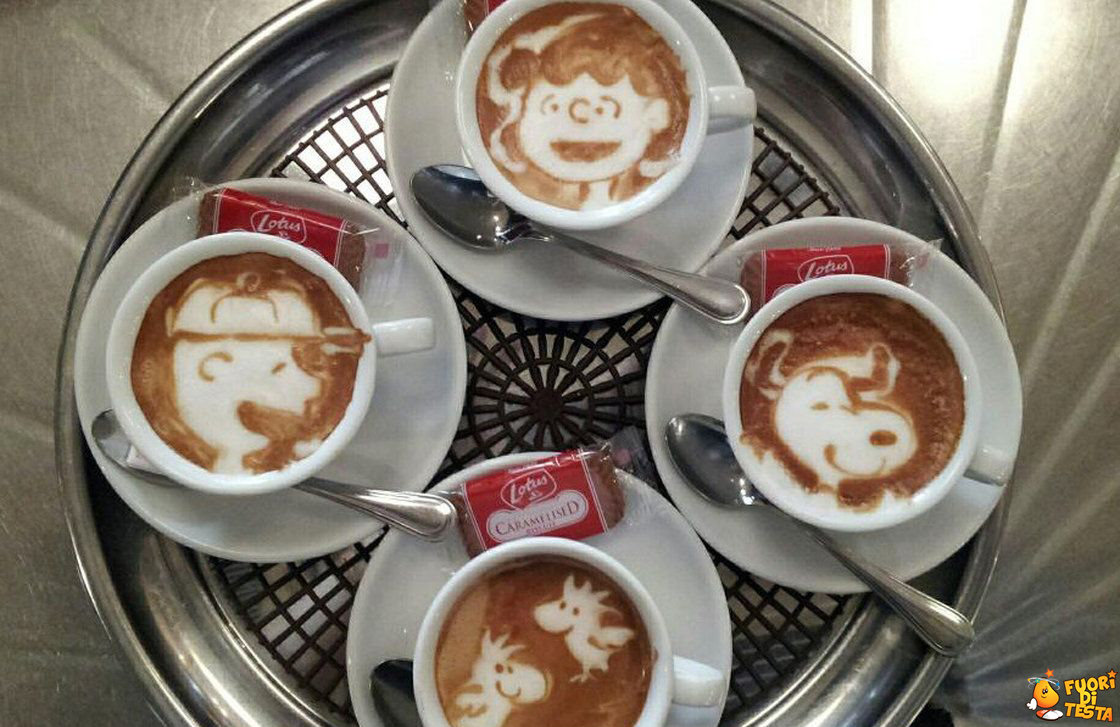 Cappuccini a tema