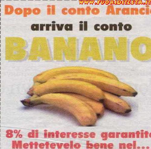Conto Banano