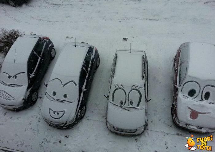 Cose da fare quando nevica