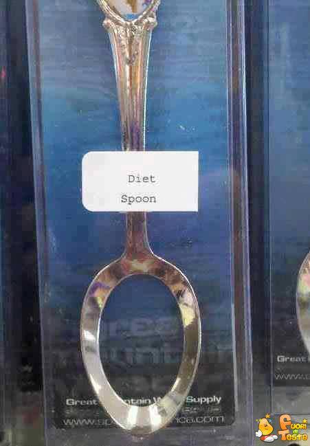 Cucchiaio dietetico