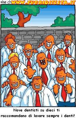 Consigli dei dentisti