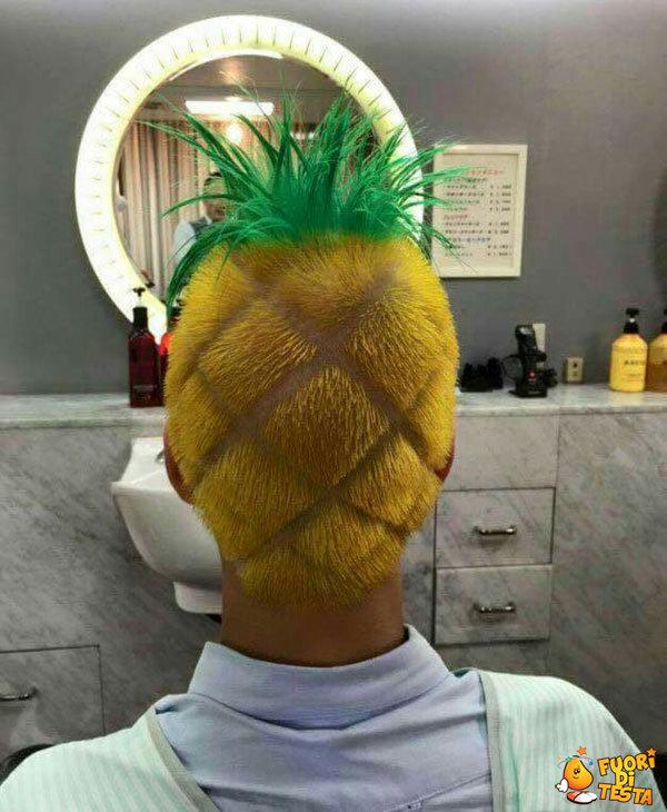 Diventare un'ananas