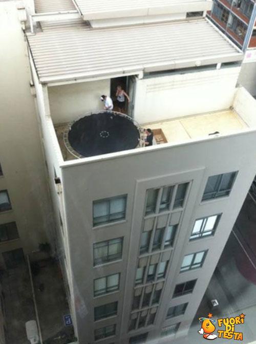 Divertirsi in condominio