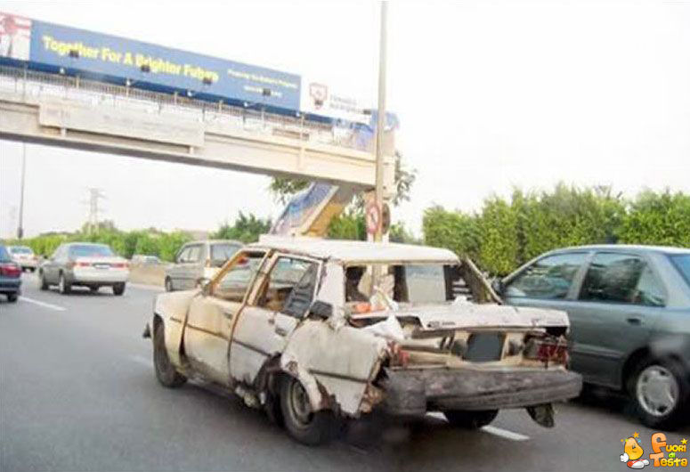 Molto E' ora di comprare l'auto nuova! - Immagini divertenti DD43