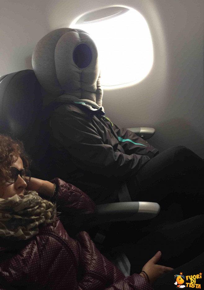 Ecco chi si incontra in aereo