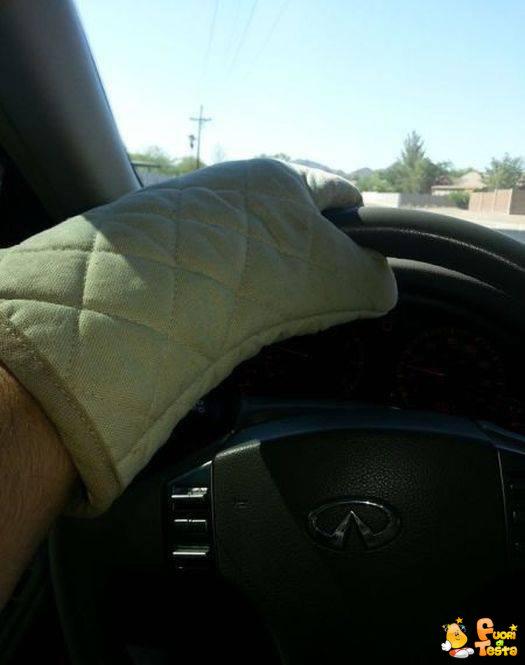 Ecco come guidare in estate!