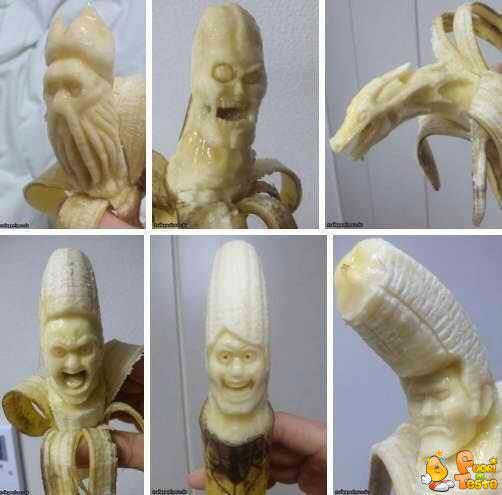 Facce da banana