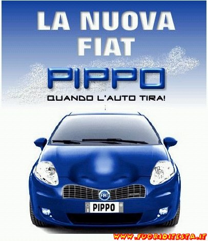 Fiat Pippo