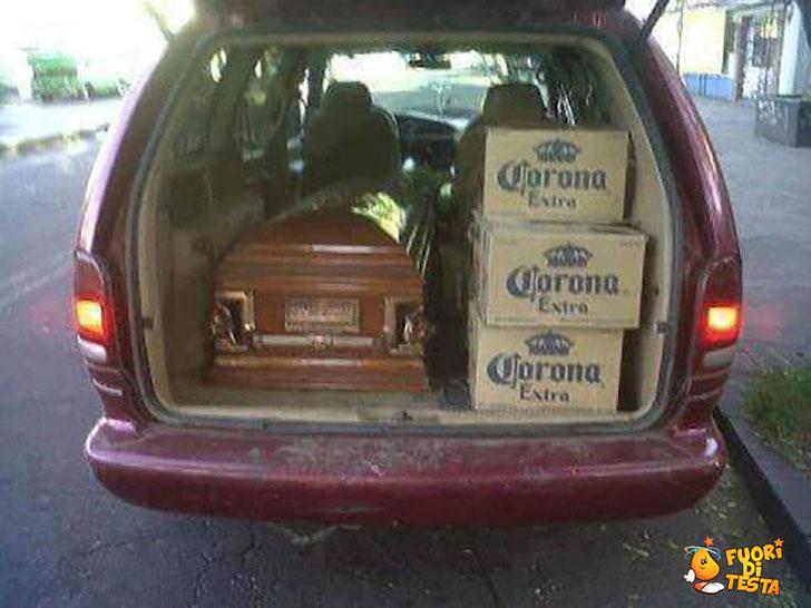 Funerale perfetto