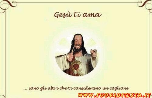 Gesù ti ama