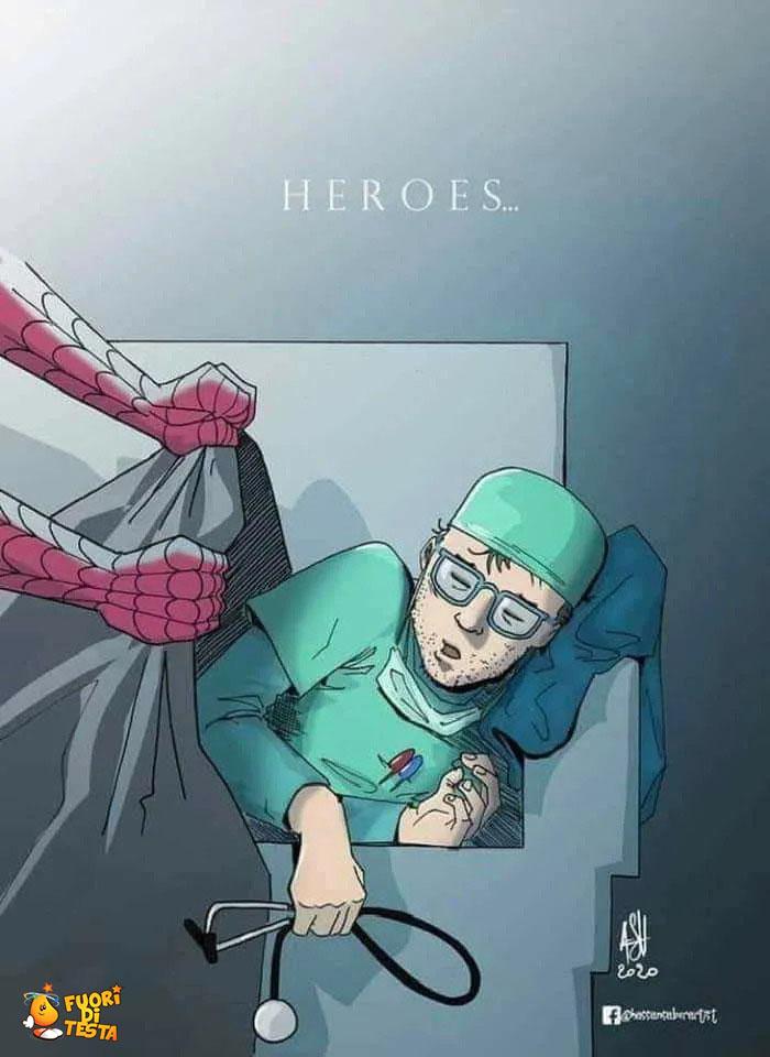 I veri eroi