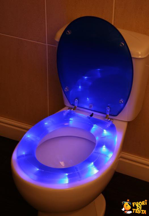 Il gabinetto LED