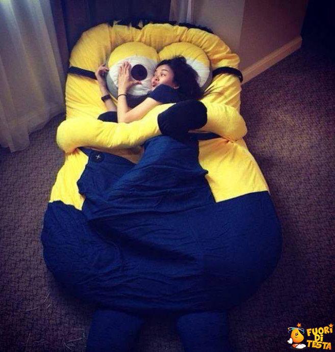 Il letto perfetto