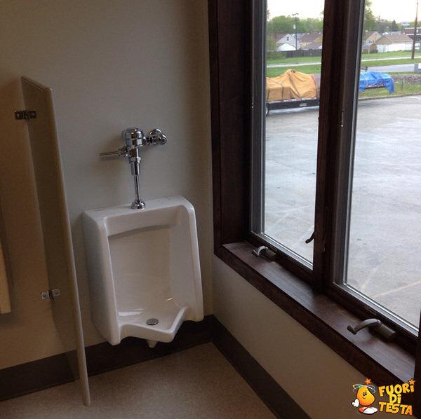 Il posto perfetto per un gabinetto