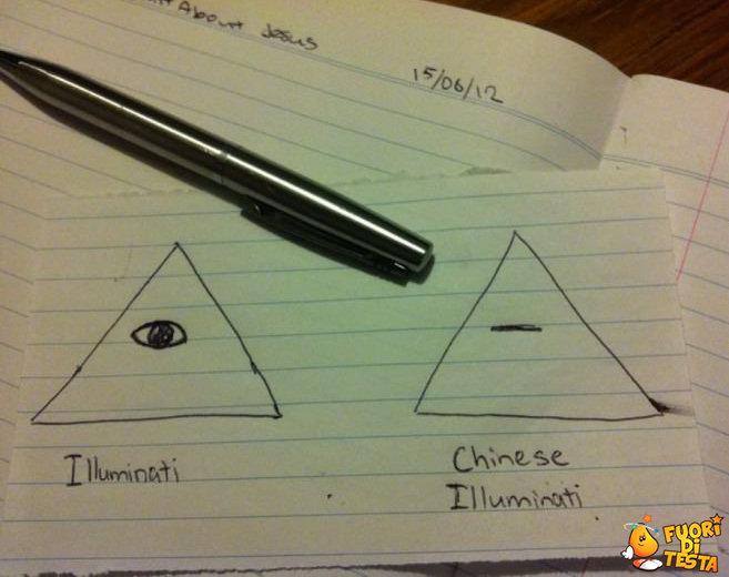 Illuminati cinesi
