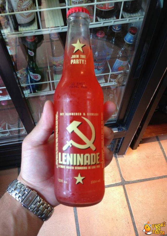 In Russia si beve questo