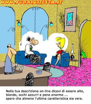 Incontro in chat